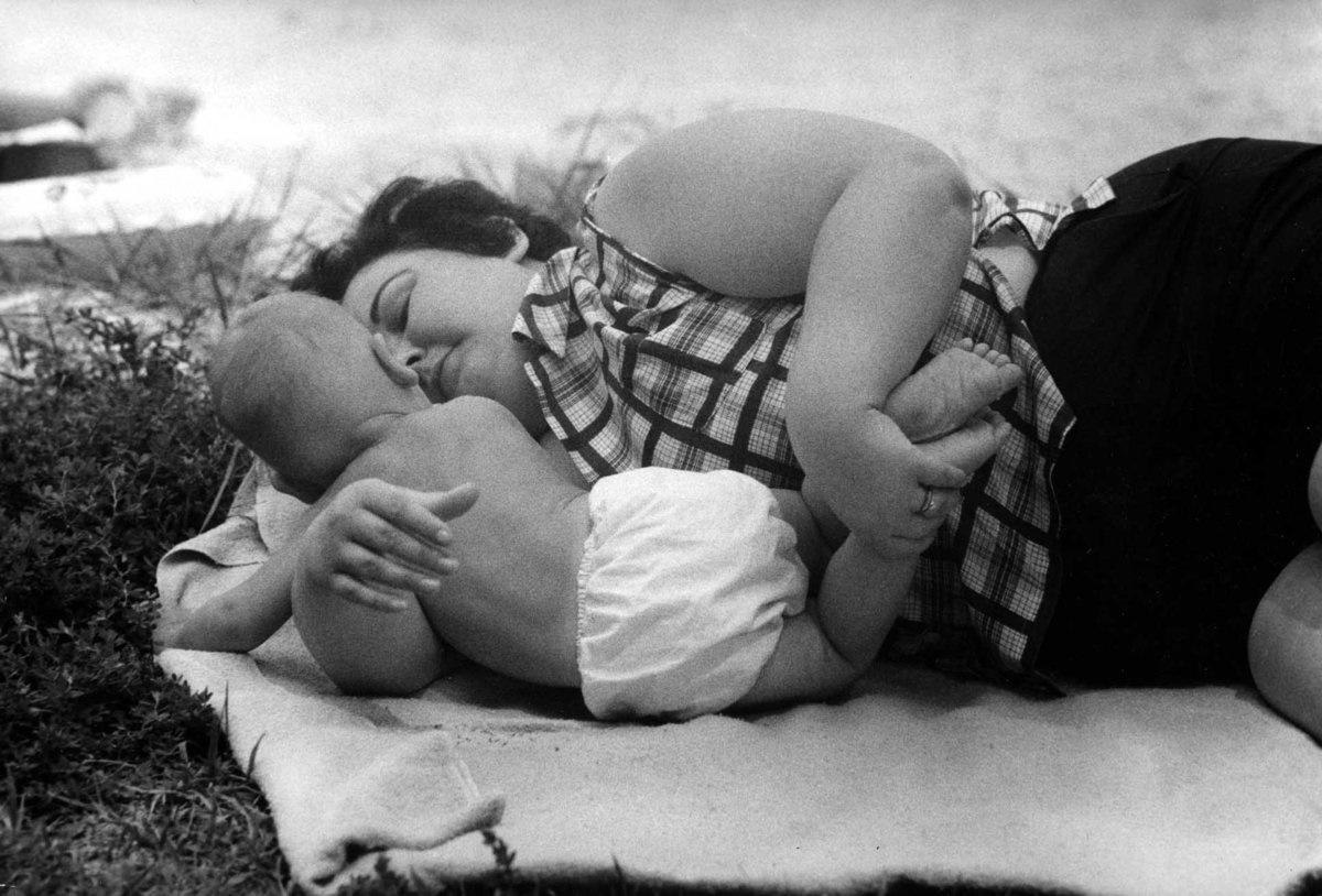 Mothers Children Family