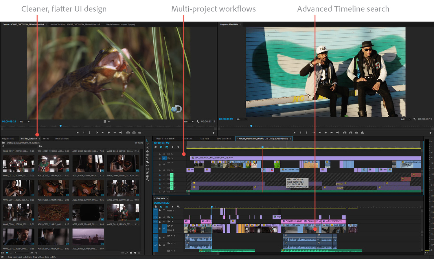 after effects video editing