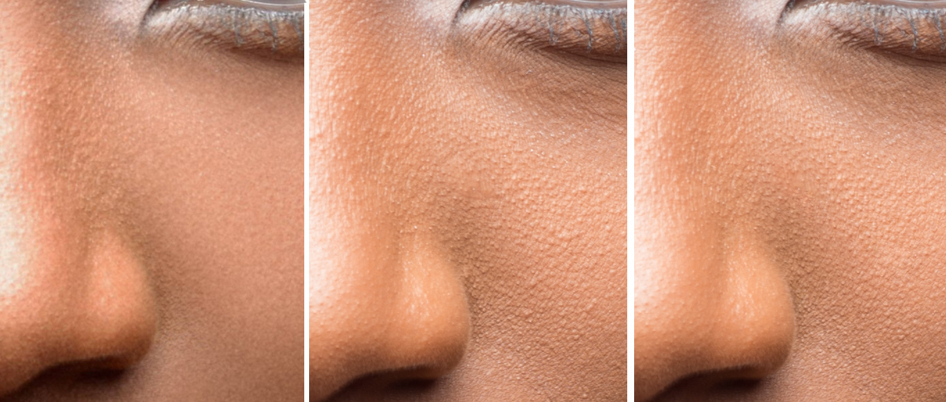 Saving A Bad Retouch | Recovering Texture and Tone From an Overdone Retouch