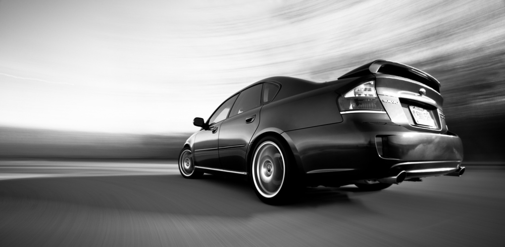 2008 Subaru Legacy GT Spec B