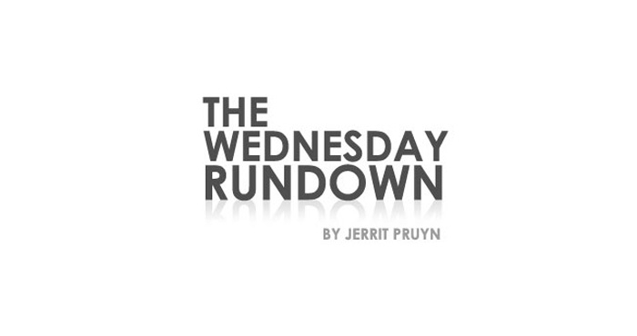 The Wednesday Rundown 4.18.12