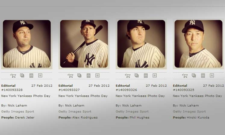 [Shocking] Getty licenses Nick Laham Photographs Of NY Yankees Taken With iPhone