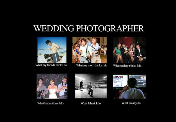 [Funny] Photographer MEME:  What People Really Think I Do