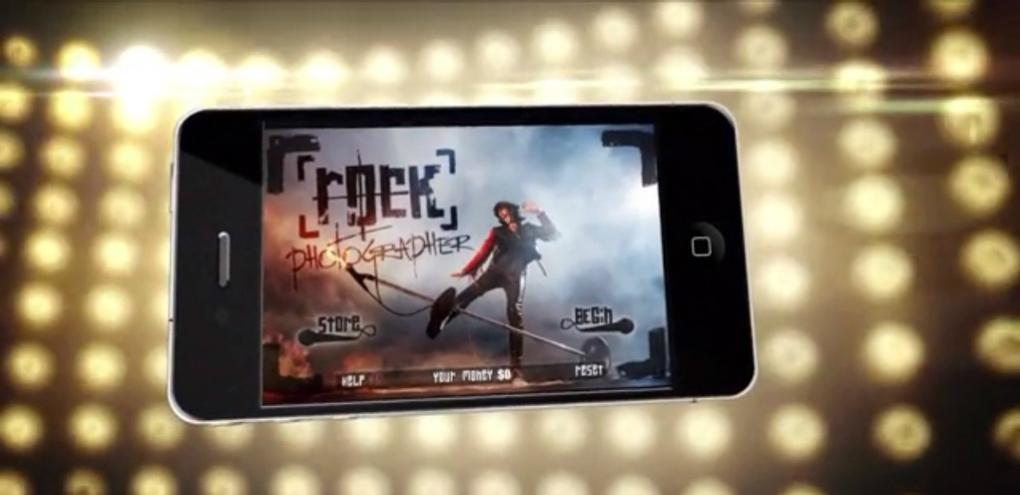 [BTS] Rock Photographer:  Guitar Hero for Photographers