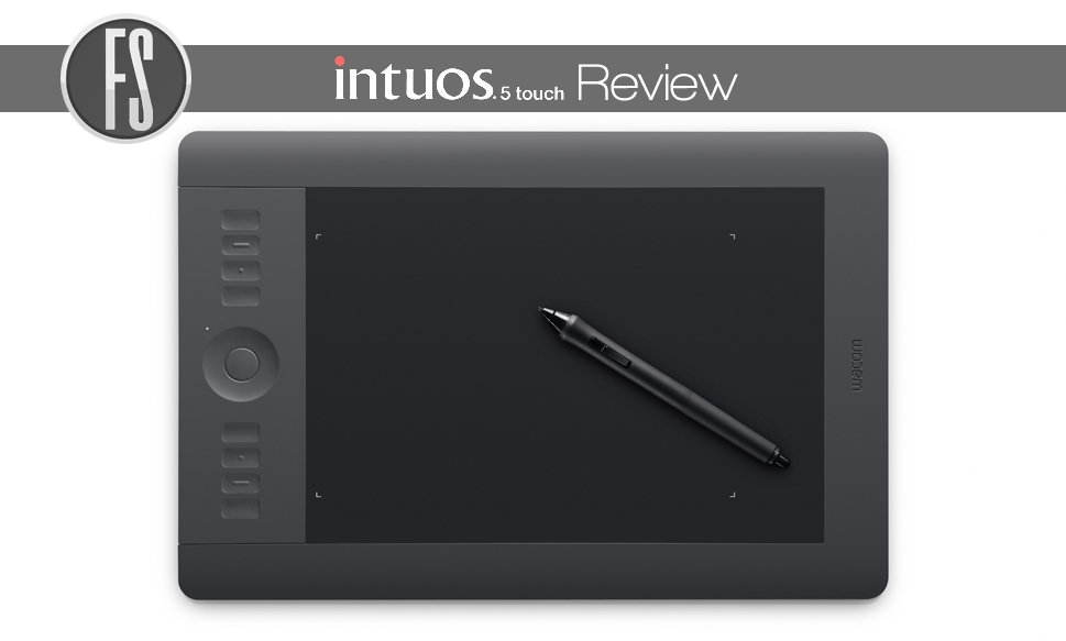 [Review] An In-Depth Look At The Brand New Wacom Intuos5