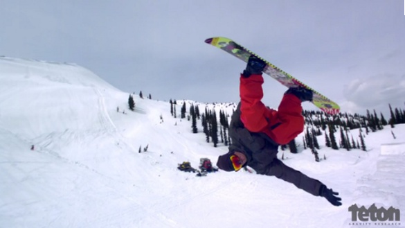[BTS Video] Todd Jones Shoots X Games Athletes at 1,000 FPS with Phantom HD Gold