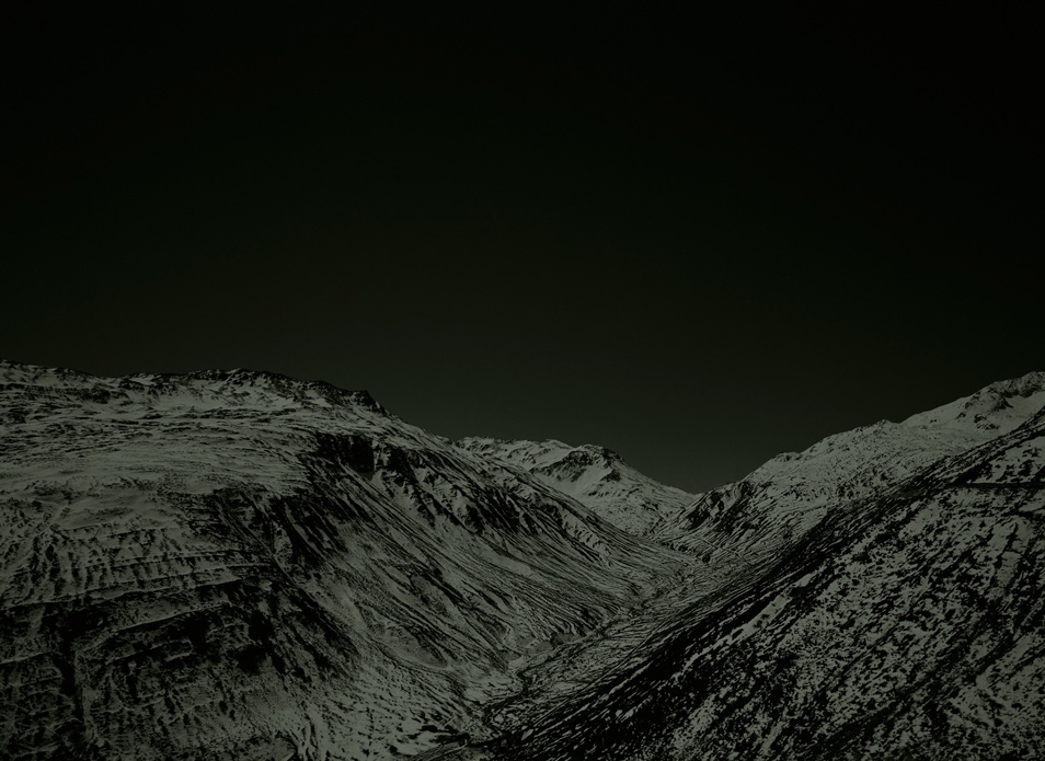 [Pics] One-Hour Exposures of Alpine Nightscapes