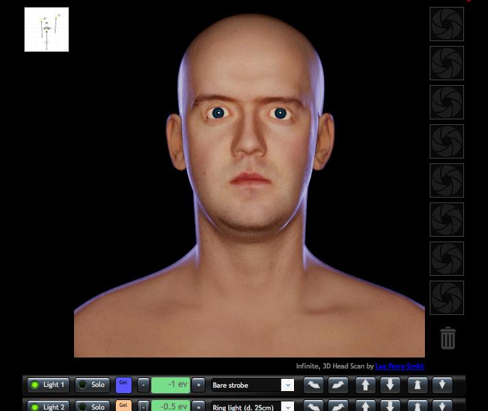 [Fun] Test Your Skills in this Virtual Lighting Studio