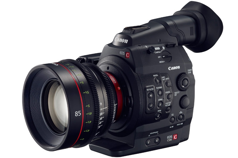 [News] Major Canon Video Announcements -- 1D C and C500!