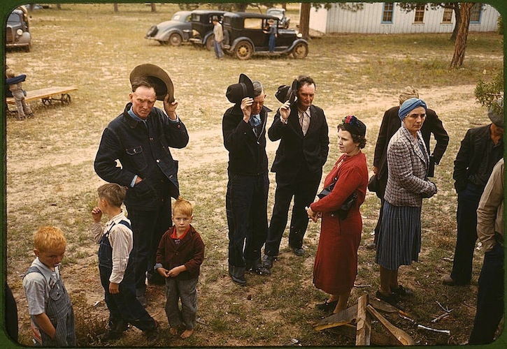 [Pics] Color Photos From America's Depression: 1939-1943