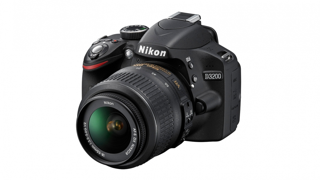 [News] Nikon Announces the 24.2 Megapixel D3200