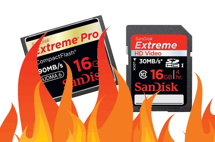 [Deals] Sandisk Strikes Again!  16GB Memory Cards From $17!