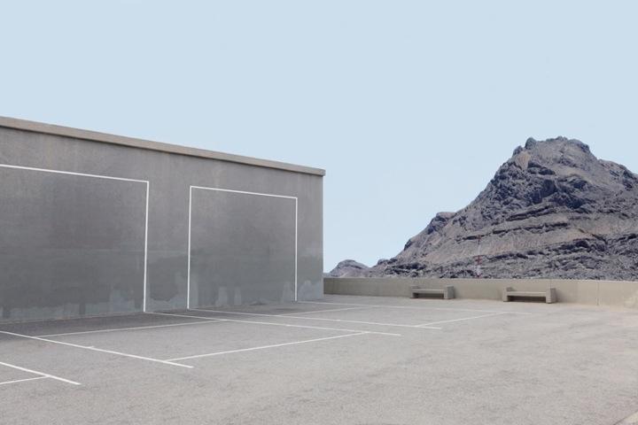 [Photos] Lauren Marsolier's Recomposed Landscapes