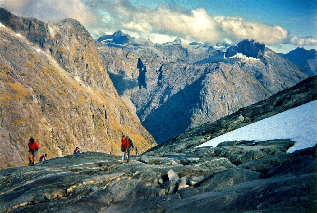 Fiordland's National Park