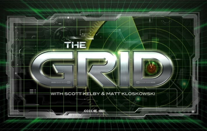 [Now Live] Peter Hurley on The Grid With Scott Kelby