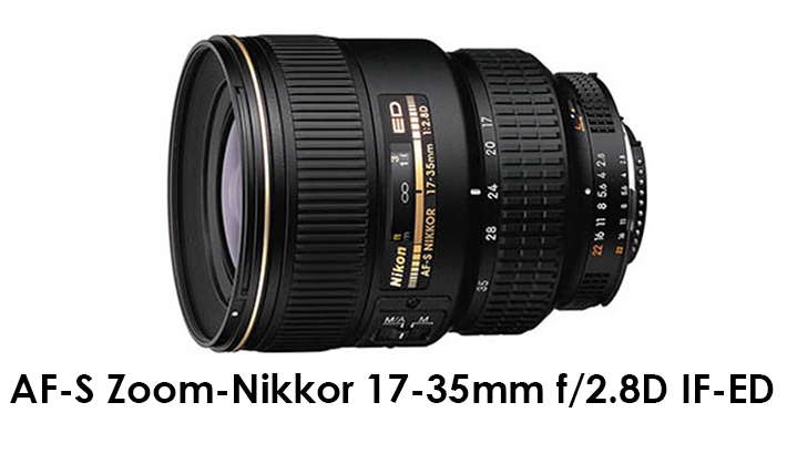 AF-S Zoom-Nikkor 17-35mm f/2.8 IF-ED