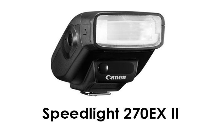 Speedlight 270EX II