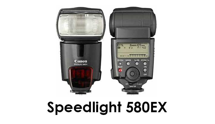 Speedlight 580EX