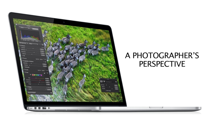 The New MacBook Pro, a Photographer's Perspective