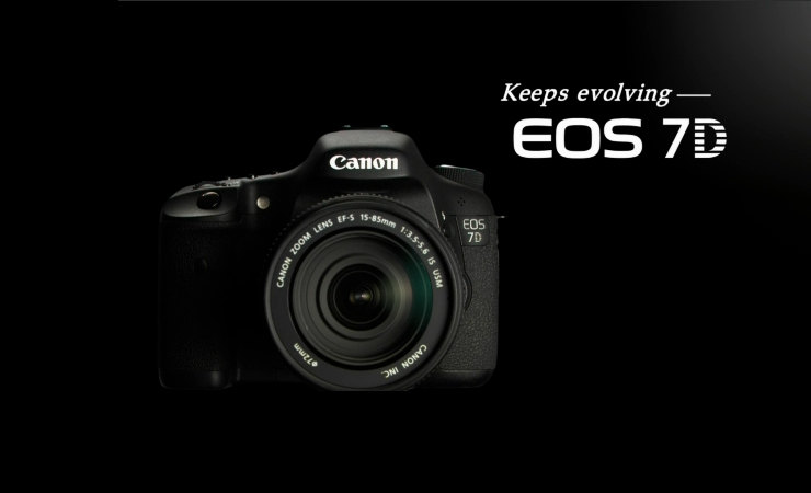 Canon 7D to Get Substantial Firmware Update