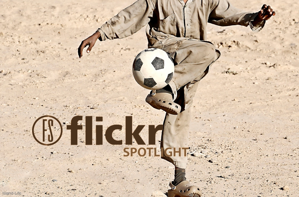 Flickr Spotlight - Kids Play Soccer All Around The World
