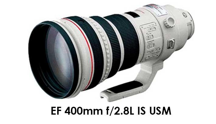 EF 400mm f/2.8L IS USM