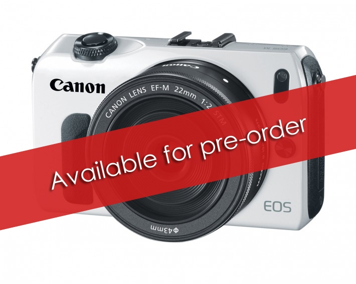 Canon EOS M Sample Images, Video, and Pre-Order Info