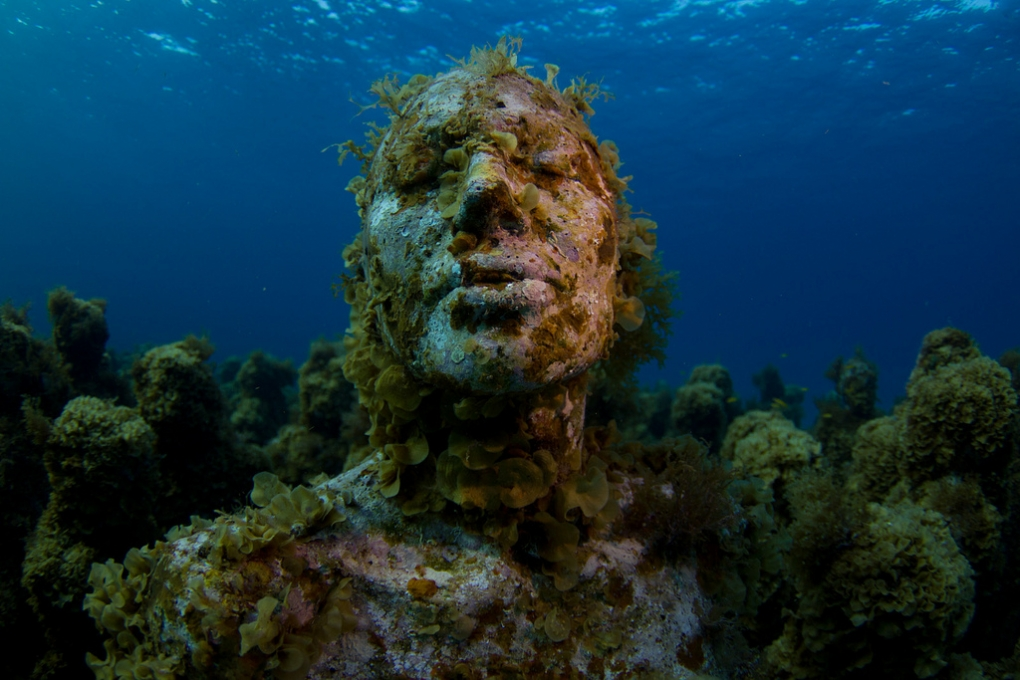 The Underwater Man