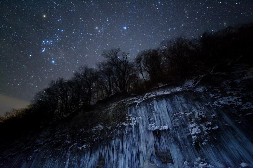 Stars And Ice