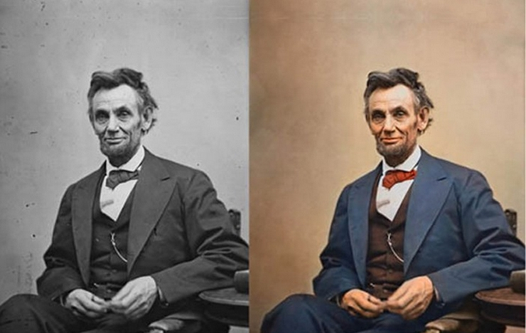 How Amazing Colorization Of Black And White Photos Are Done