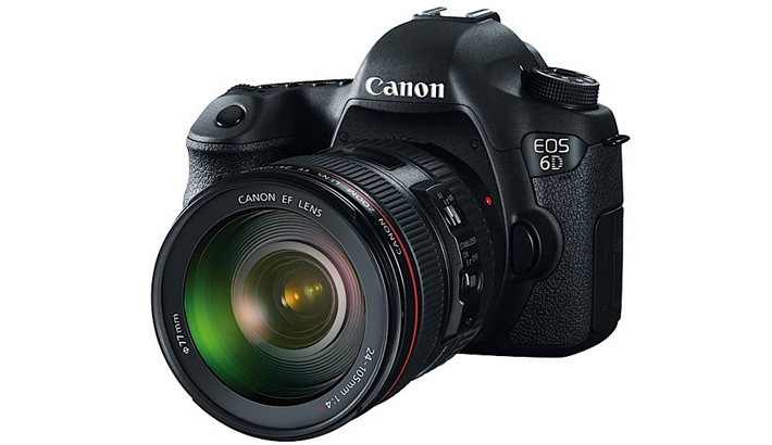 Canon 6D Available for Pre Order