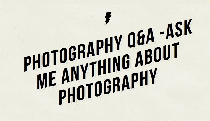 Zack Arias Answers Your Photography Questions