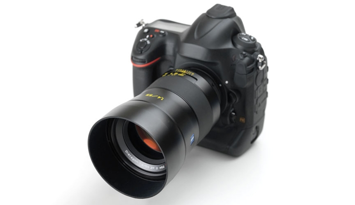 Zeiss Announces Plan for New Full Frame DSLR Lens Series