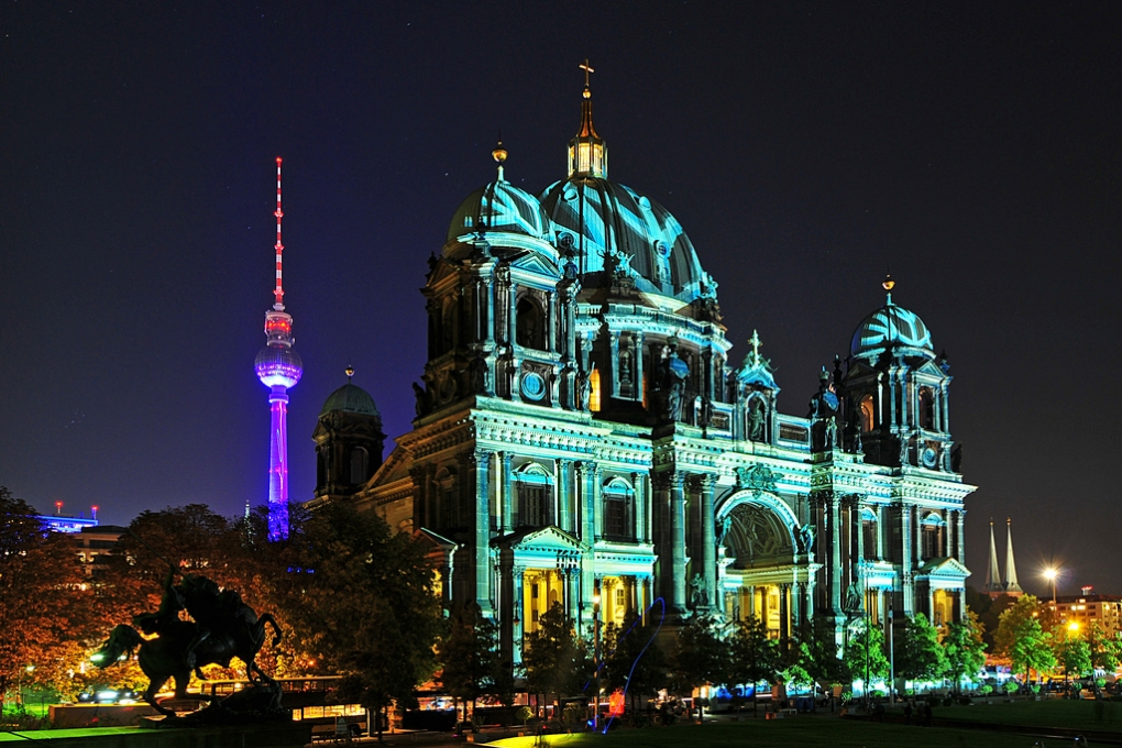 Berlin In Lights