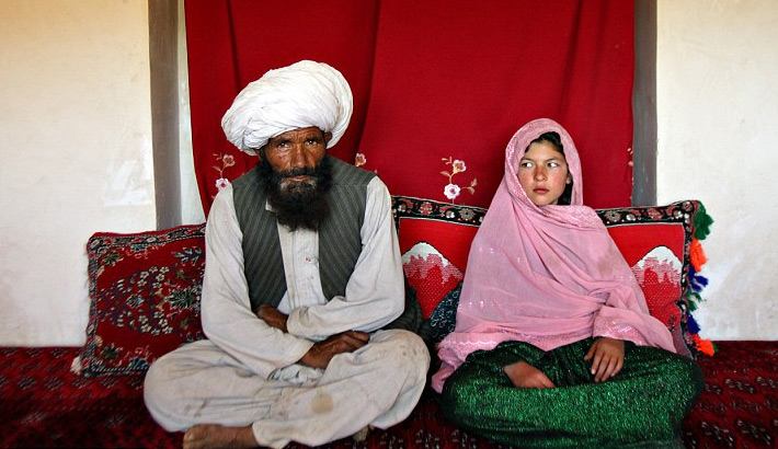 Powerful Photos Of Child Brides