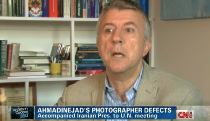 Iranian Photographer Seeks Asylum in the USA