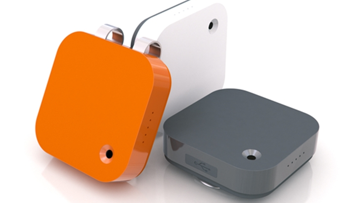 Memoto Lifelogging Camera