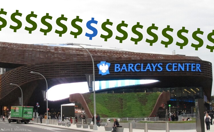 The Barclays Center Will Use Your Photos Without Paying, Or Asking You