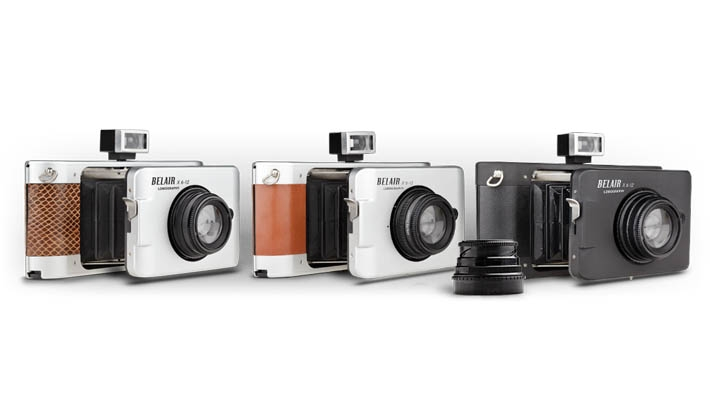 Lomography's New 6x12 Multi-Format Metered Camera