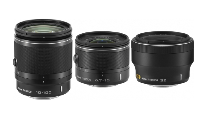 Nikon's Newest Mirrorless Lenses for the 1 Series