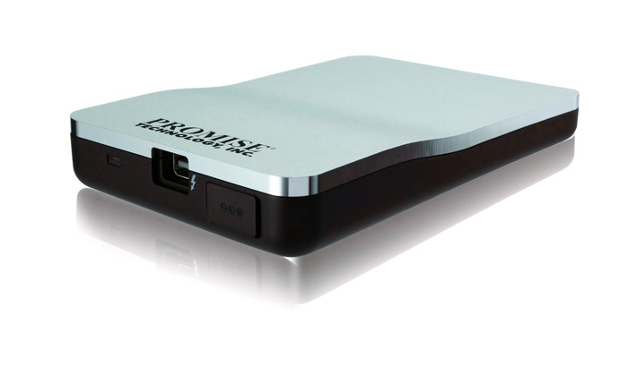 Promise Pegasus Portable Thunderbolt Drives Now Available!