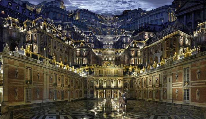 Jean-François Rauzier's Hyperphotos: Mindbending Panoramic Images