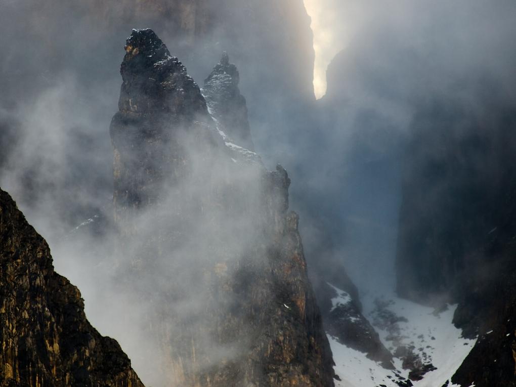Smoke And Rock