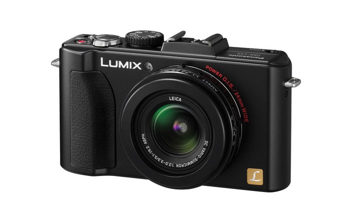 Handheld Lumix DMC-LX5 Now Only $250