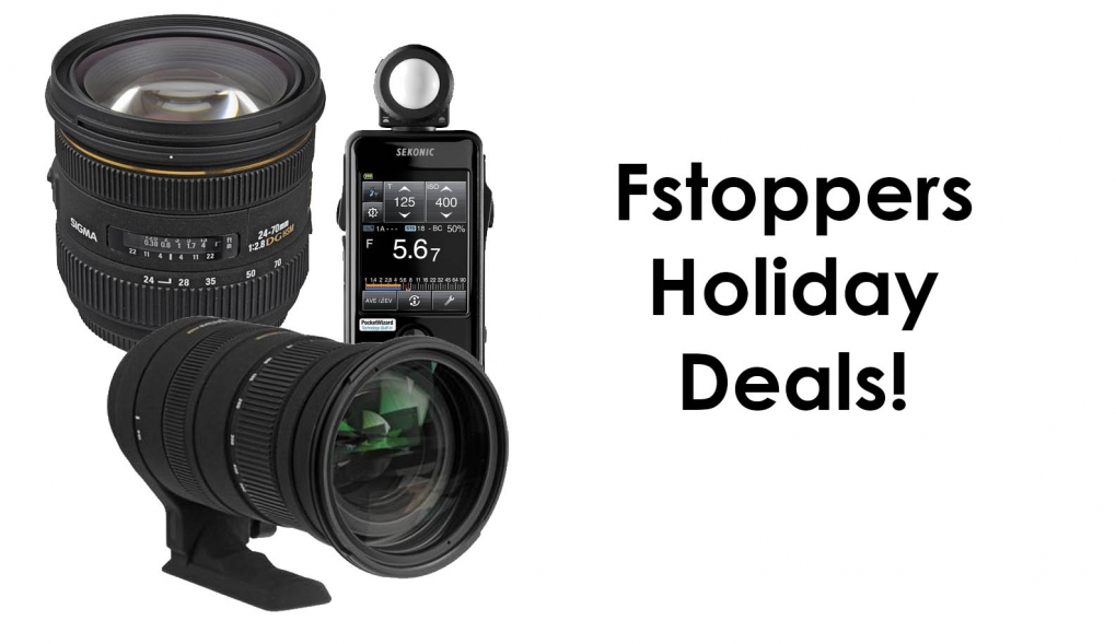 Big Discounts on Sigma Lenses, Sekonik Light Meters and More!