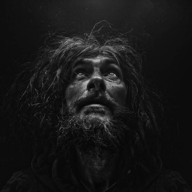 The Beautifully Haunted World of Lee Jeffries