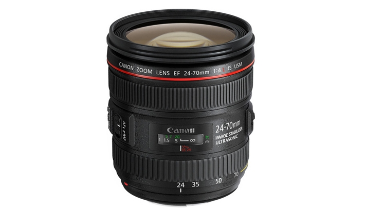Canon's Controversial 24-70mm f/4 Lens Now Available