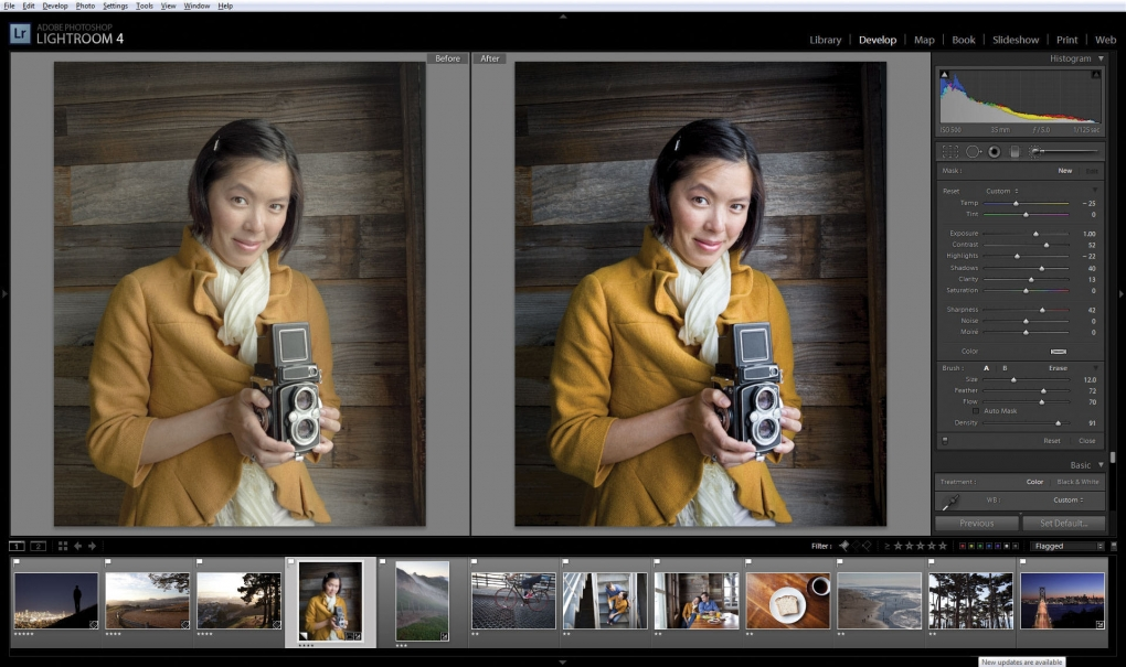 How To Master Lightroom with Ben Willmore