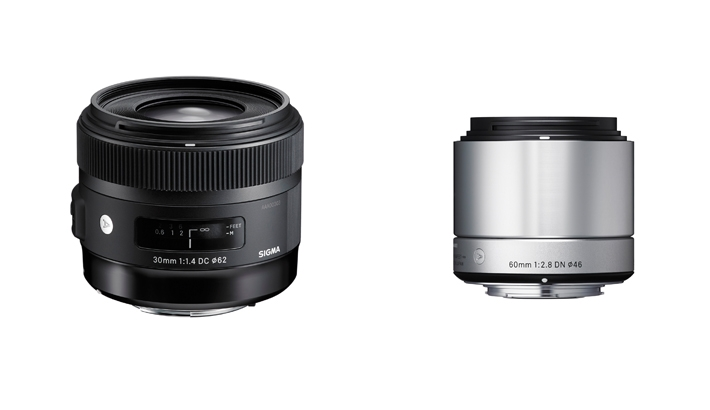 Sigma Announces Four New Lenses For APS-C, E-Mount and Micro Four Thirds
