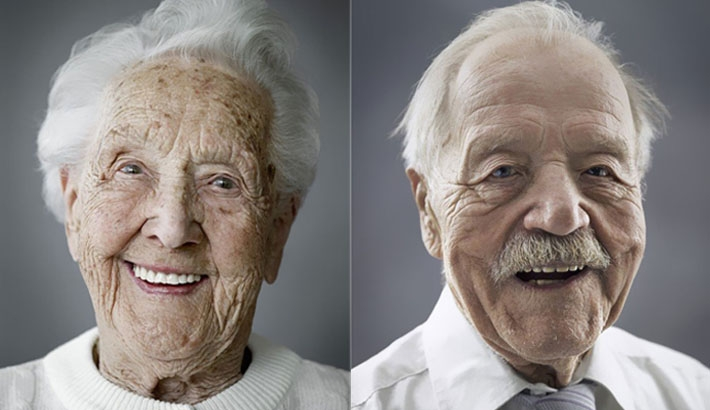 The Faces of a Hundred Years - Portraits by Karsten Thormaehlen